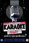 Get your best singing voice ready for the best Karaoke Night in town!