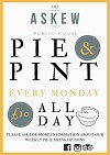Monday Pie & A Pint